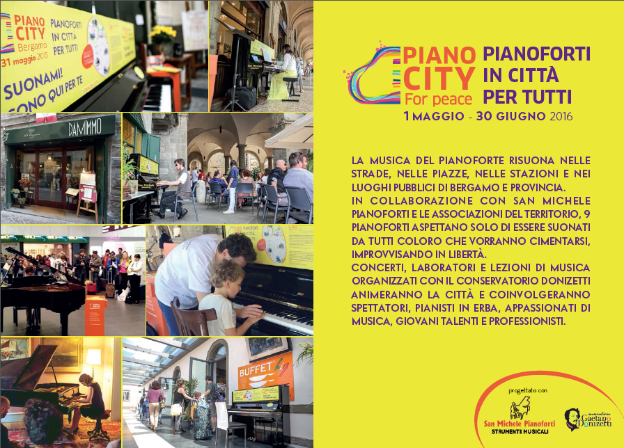 Locandina Pianocity